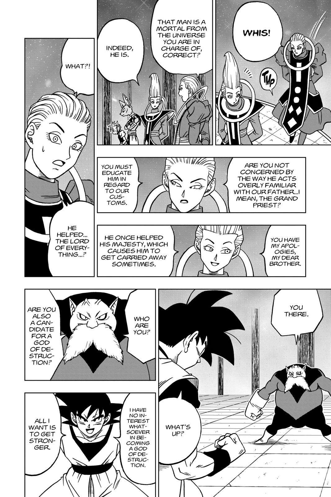 Dragon Ball Super Chapter 29 Page 26