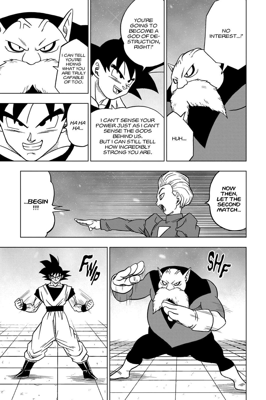 Dragon Ball Super Chapter 29 Page 27