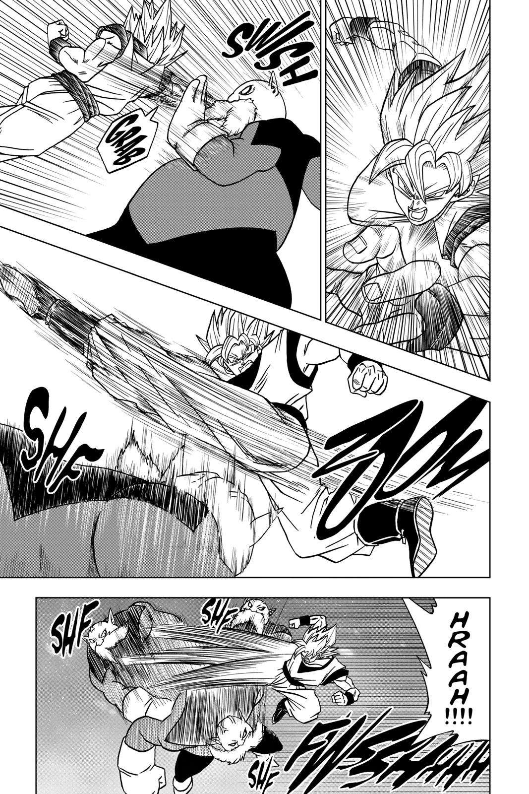 Dragon Ball Super Chapter 29 Page 29