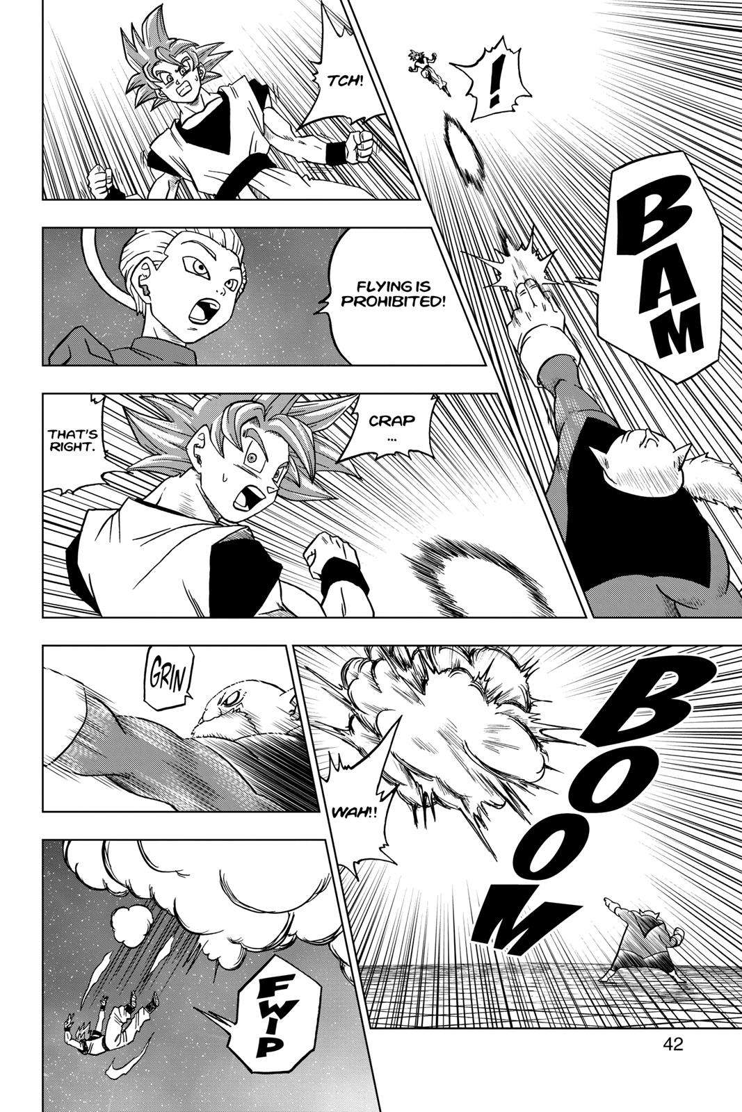 Dragon Ball Super Chapter 29 Page 42