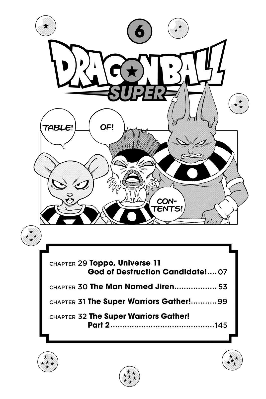 Dragon Ball Super Chapter 29 Page 6