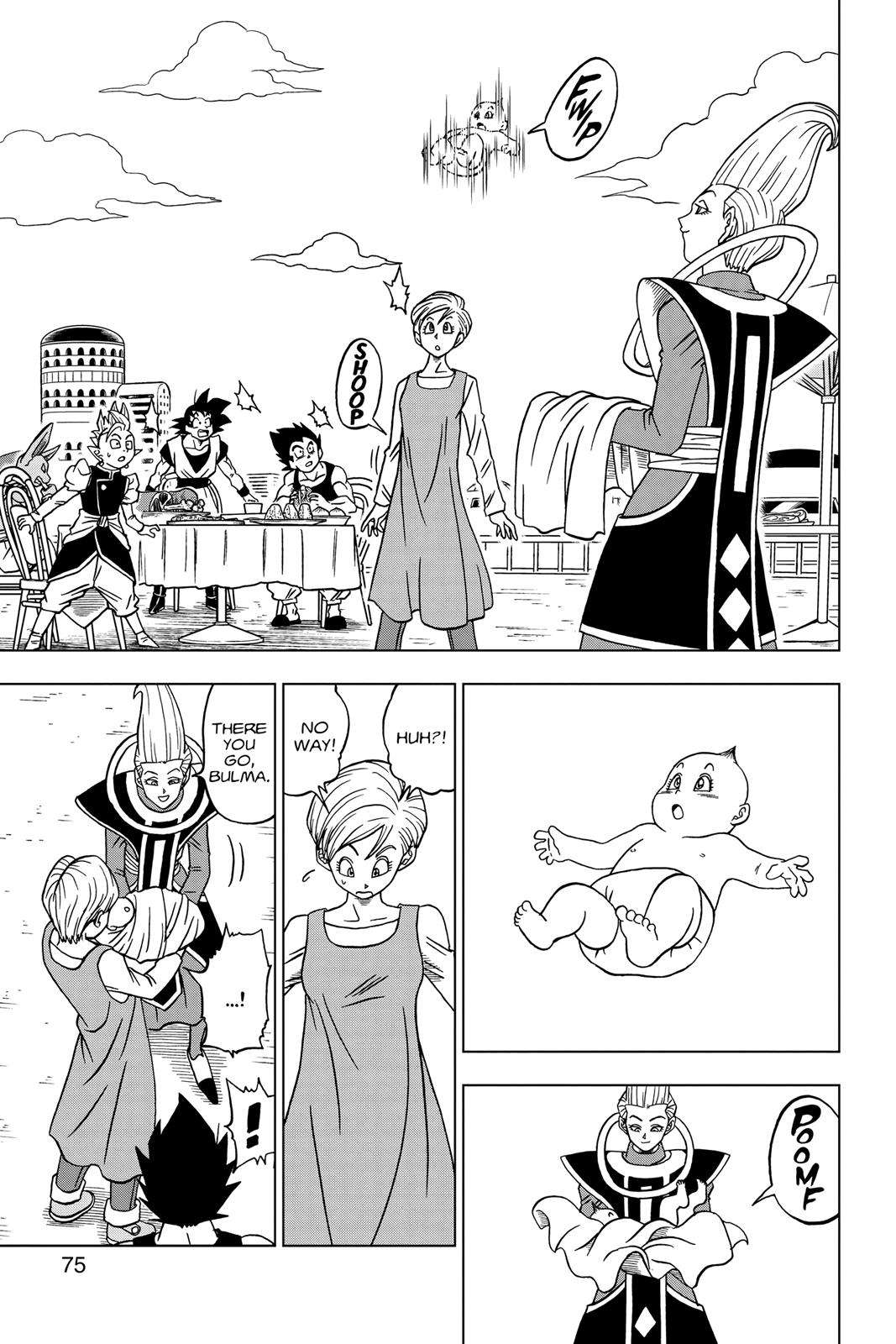 Dragon Ball Super Chapter 30 Page 23