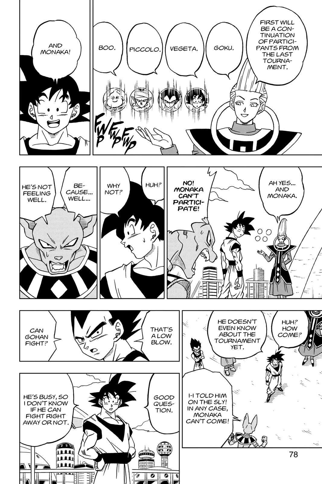 Dragon Ball Super Chapter 30 Page 26