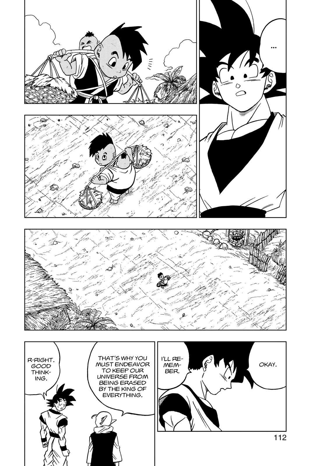Dragon Ball Super Chapter 31 Page 14