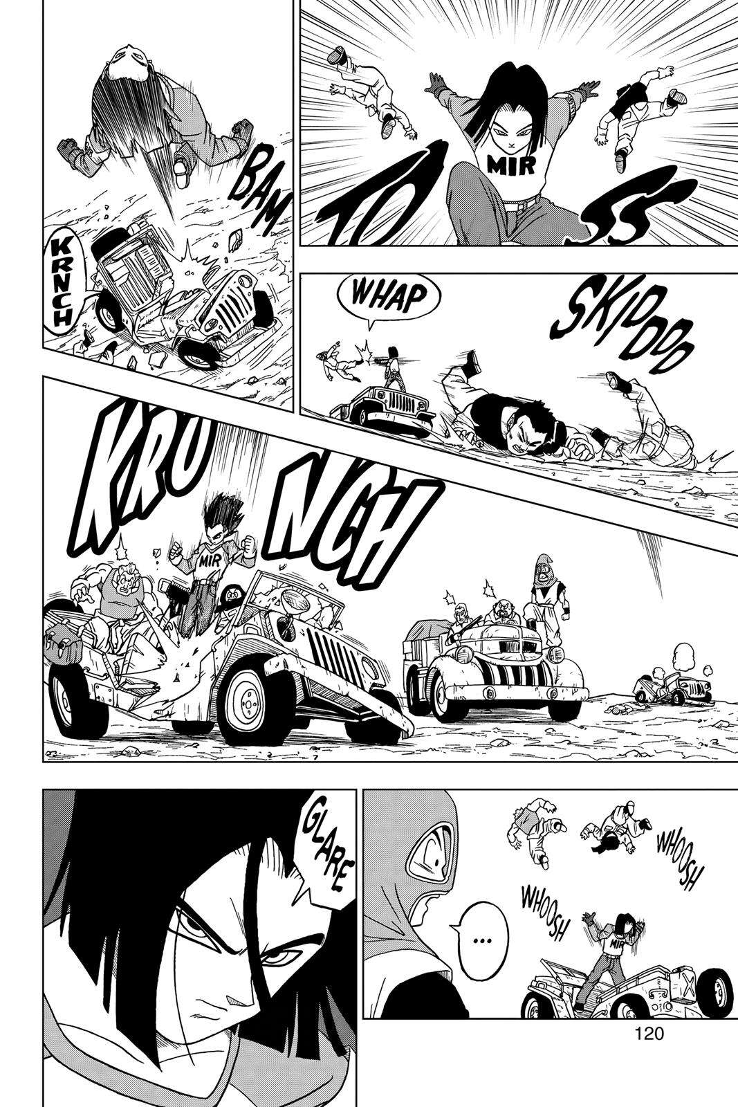 Dragon Ball Super Chapter 31 Page 22