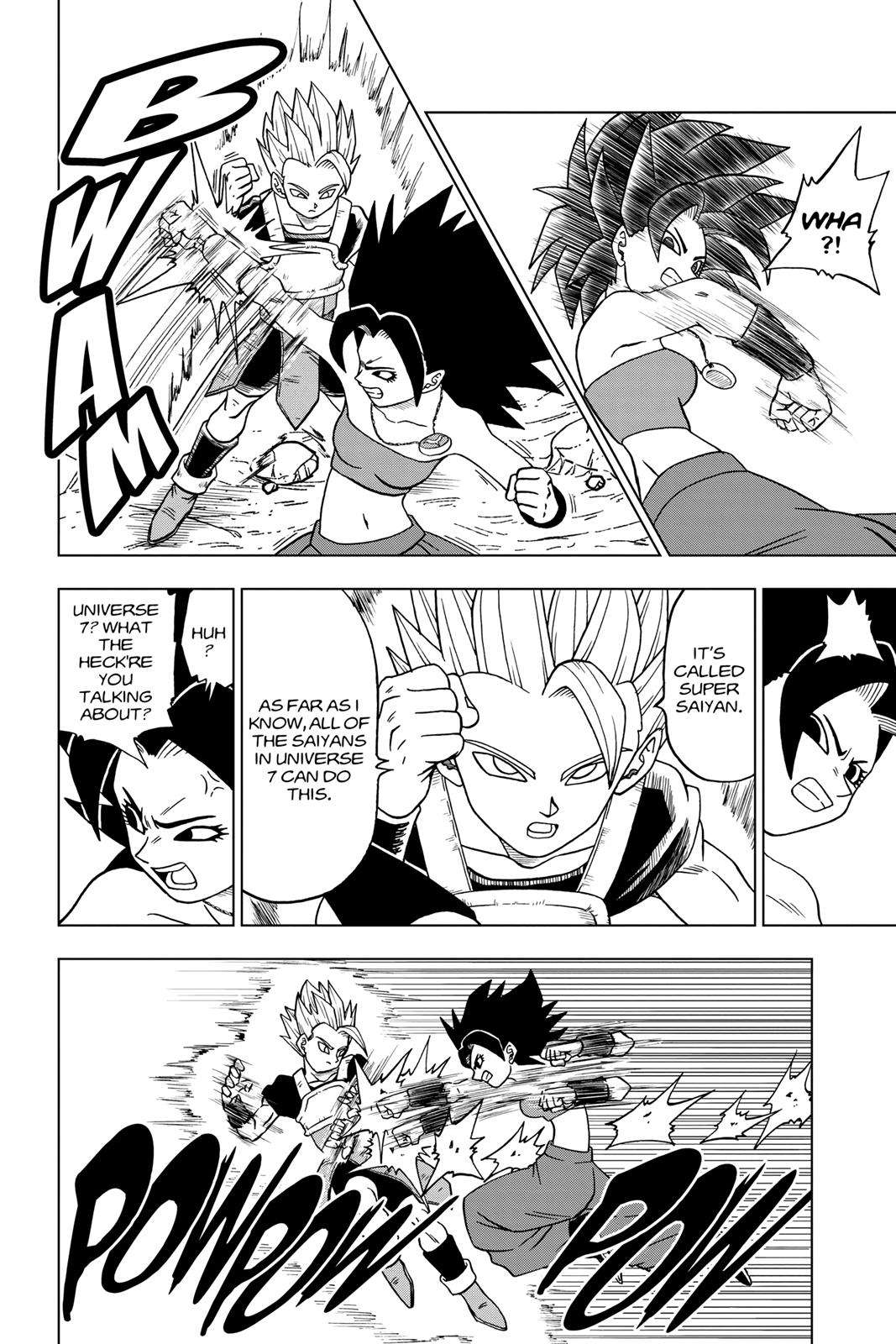 Dragon Ball Super Chapter 32 Page 12