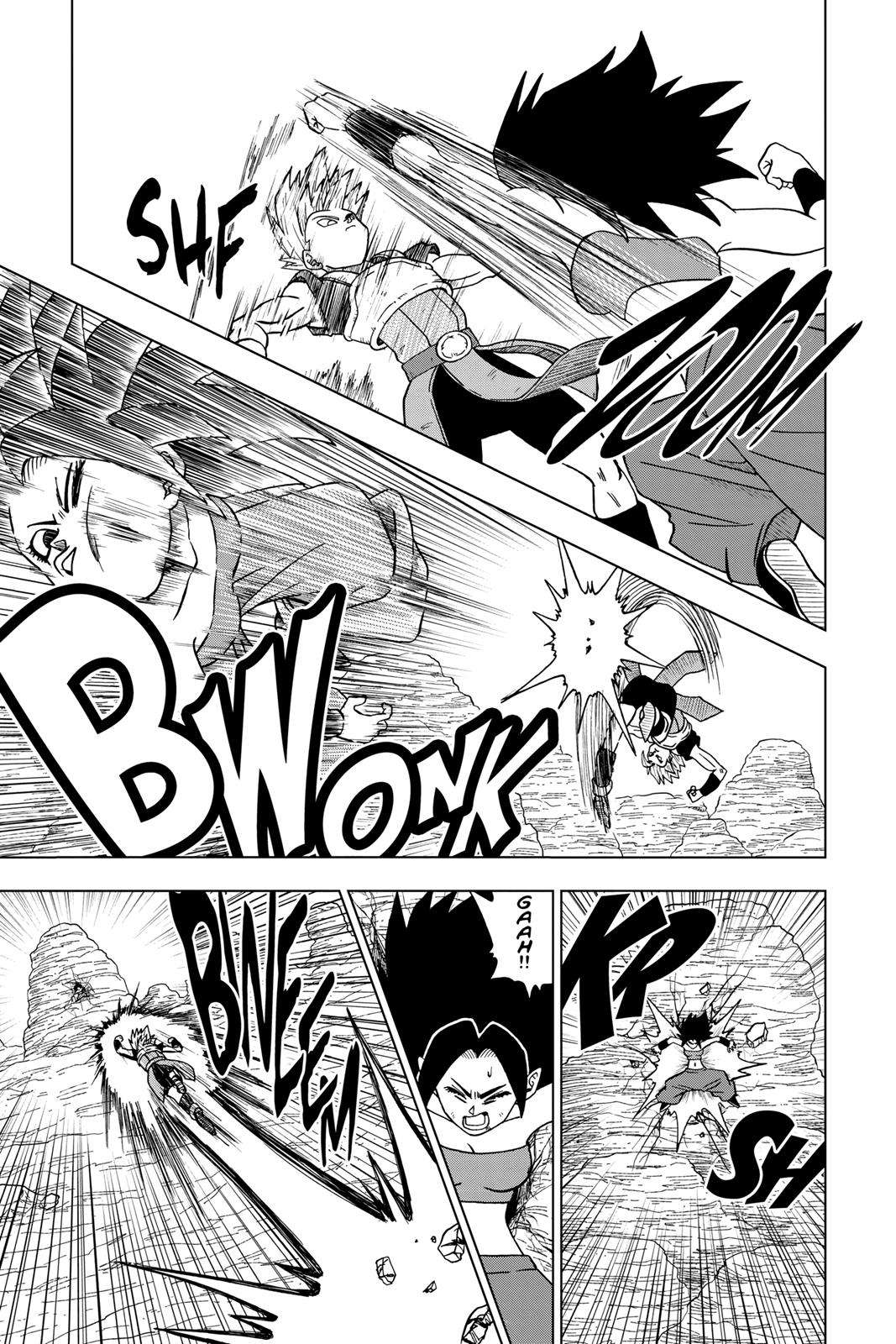 Dragon Ball Super Chapter 32 Page 13