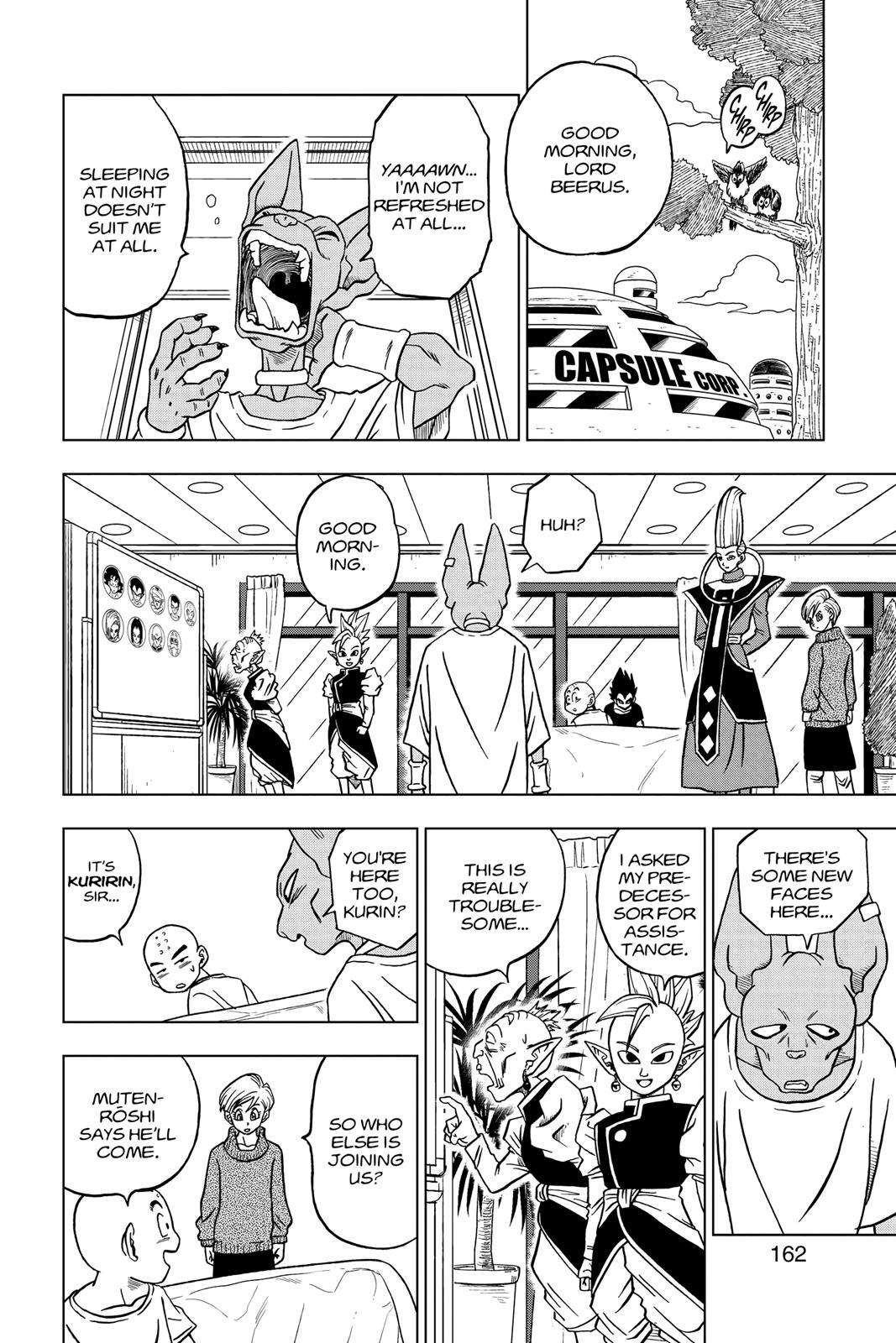 Dragon Ball Super Chapter 32 Page 18