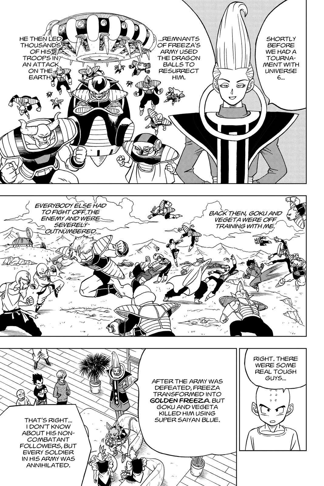 Dragon Ball Super Chapter 32 Page 23
