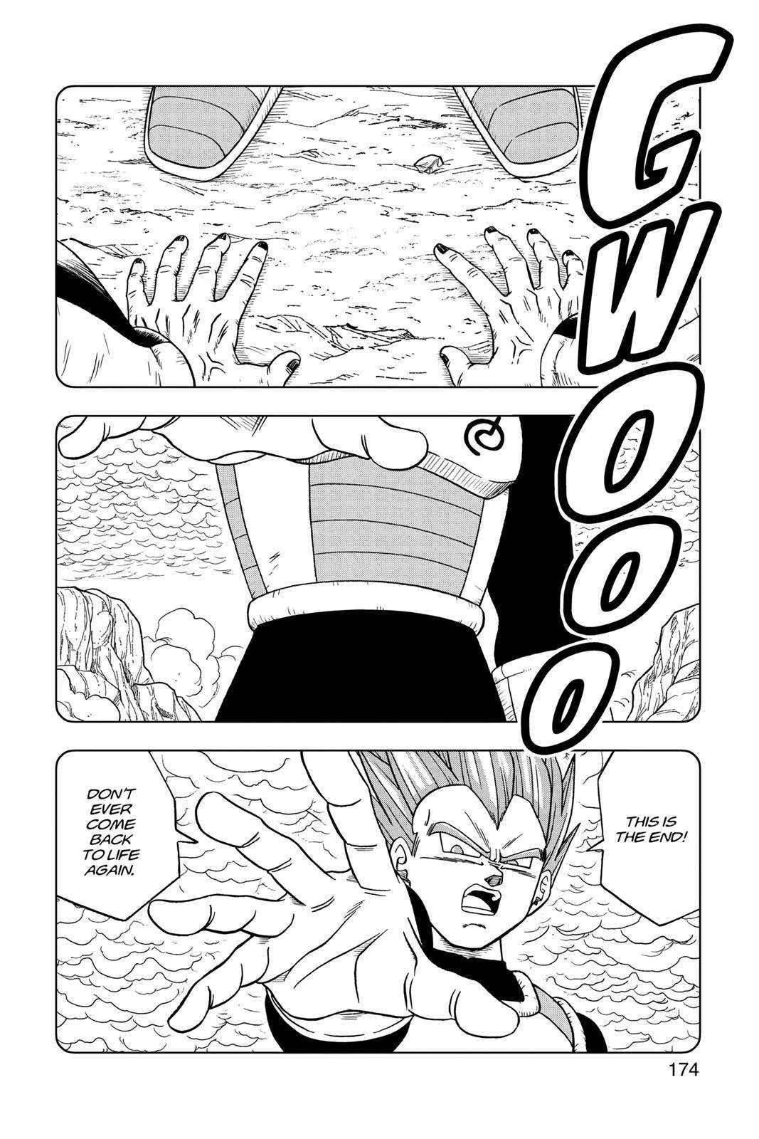 Dragon Ball Super Chapter 32 Page 30