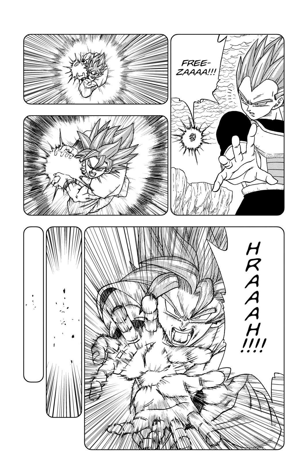 Dragon Ball Super Chapter 32 Page 31