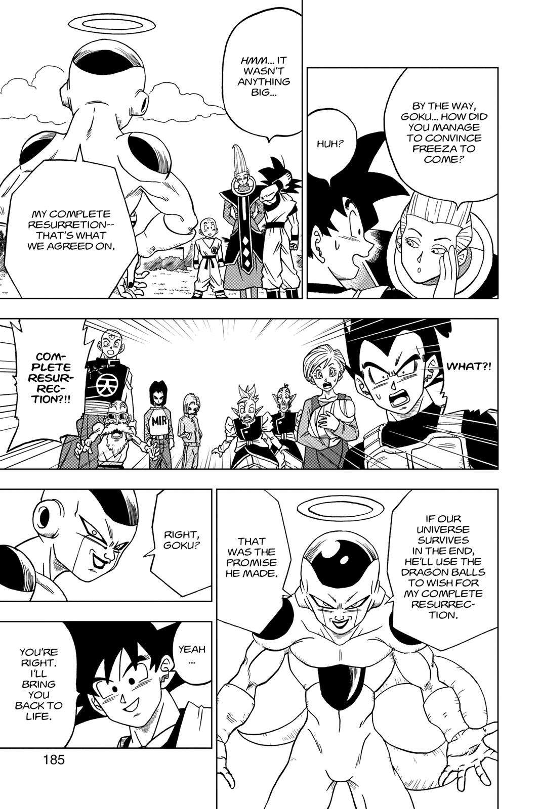 Dragon Ball Super Chapter 32 Page 41