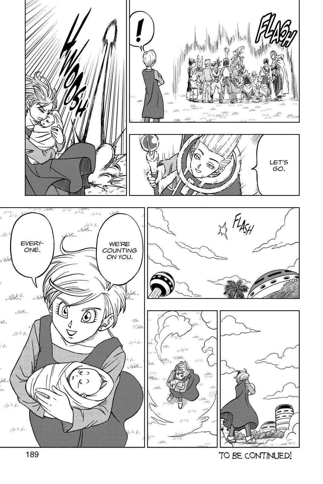 Dragon Ball Super Chapter 32 Page 45