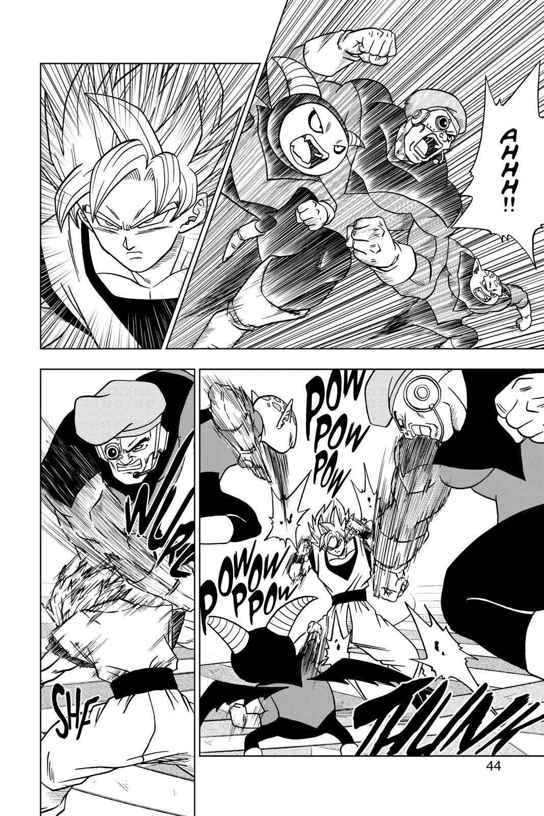 Dragon Ball Super Chapter 33 Page 43