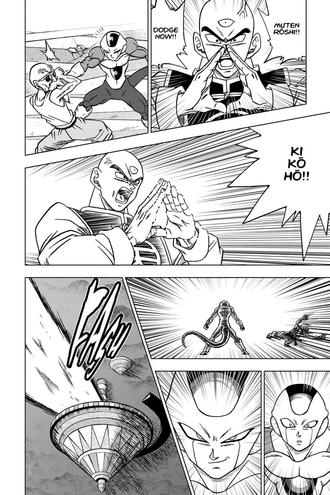 Dragon Ball Super Chapter 34 Page 10