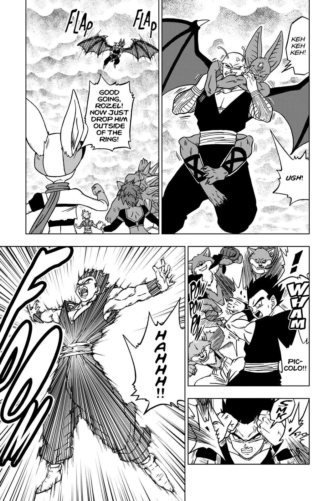 Dragon Ball Super Chapter 34 Page 19