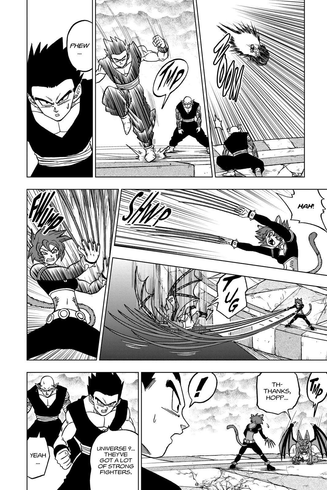 Dragon Ball Super Chapter 34 Page 22