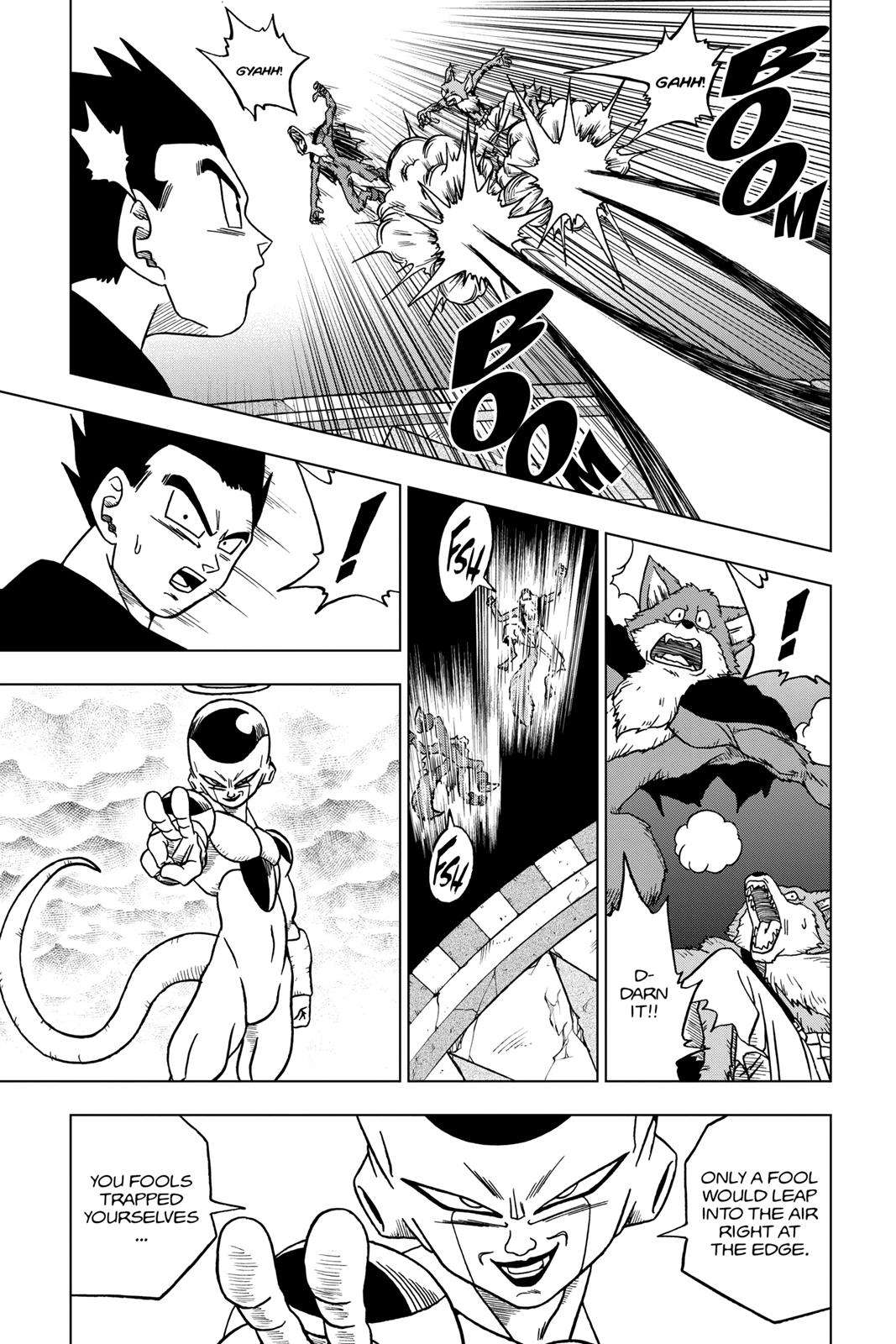 Dragon Ball Super Chapter 34 Page 37