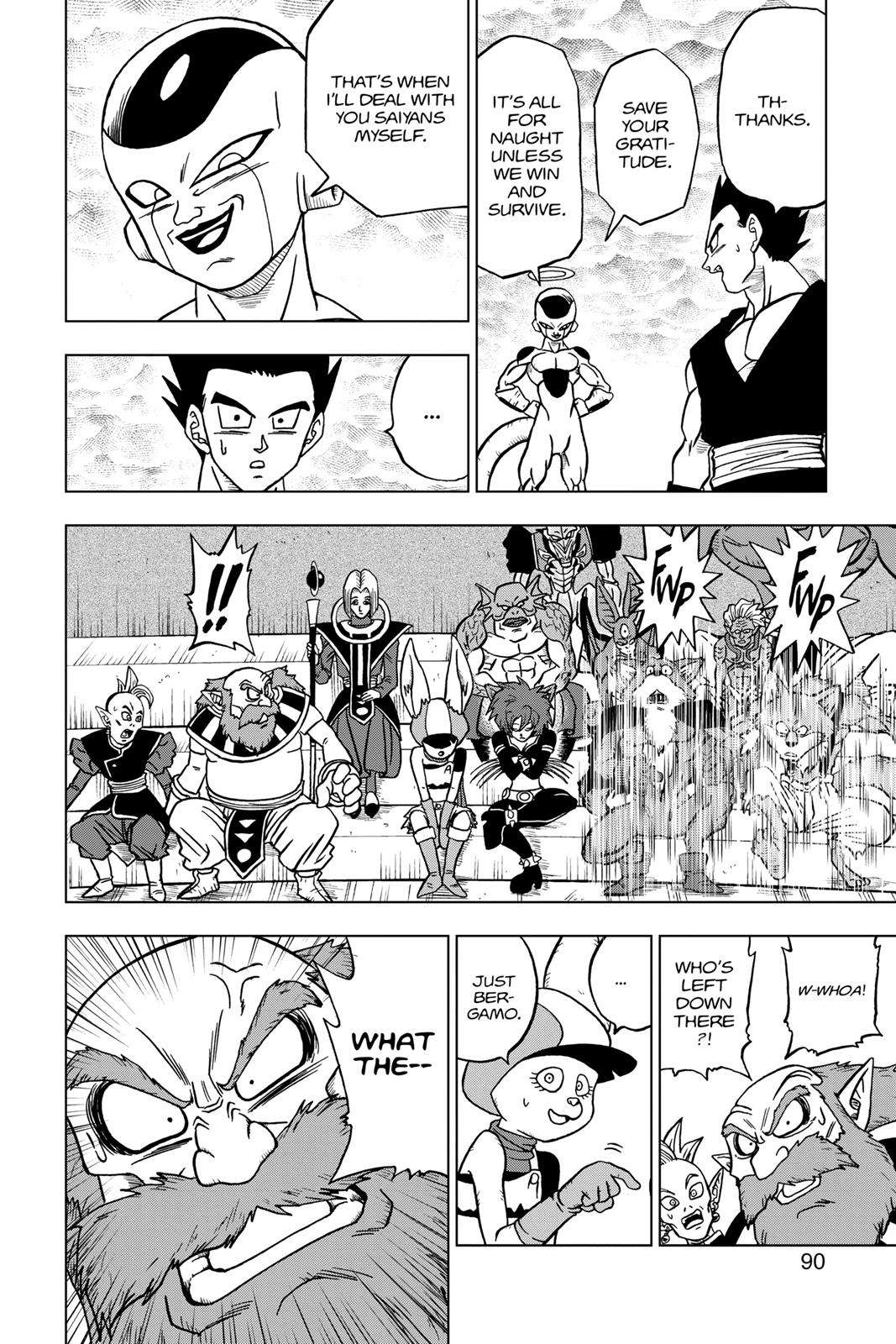 Dragon Ball Super Chapter 34 Page 38