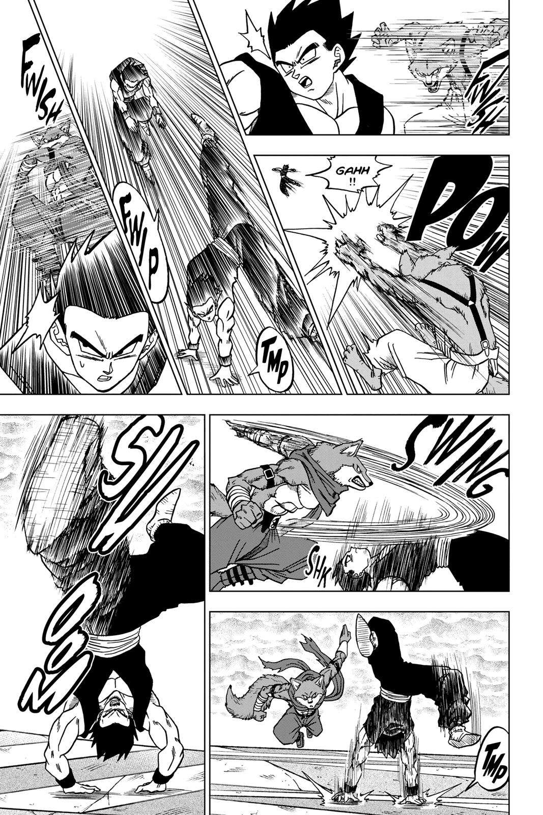 Dragon Ball Super Chapter 34 Page 7