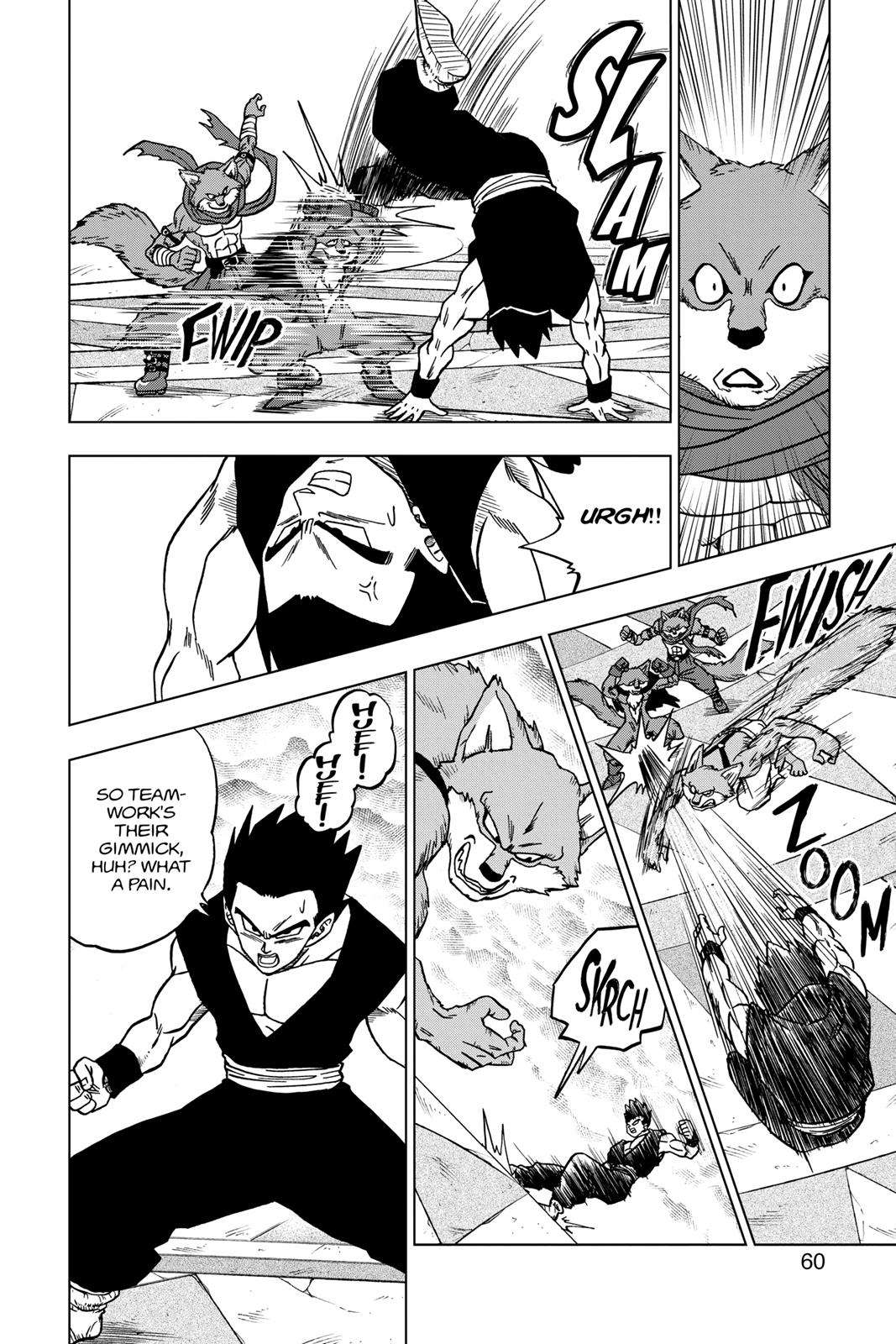Dragon Ball Super Chapter 34 Page 8