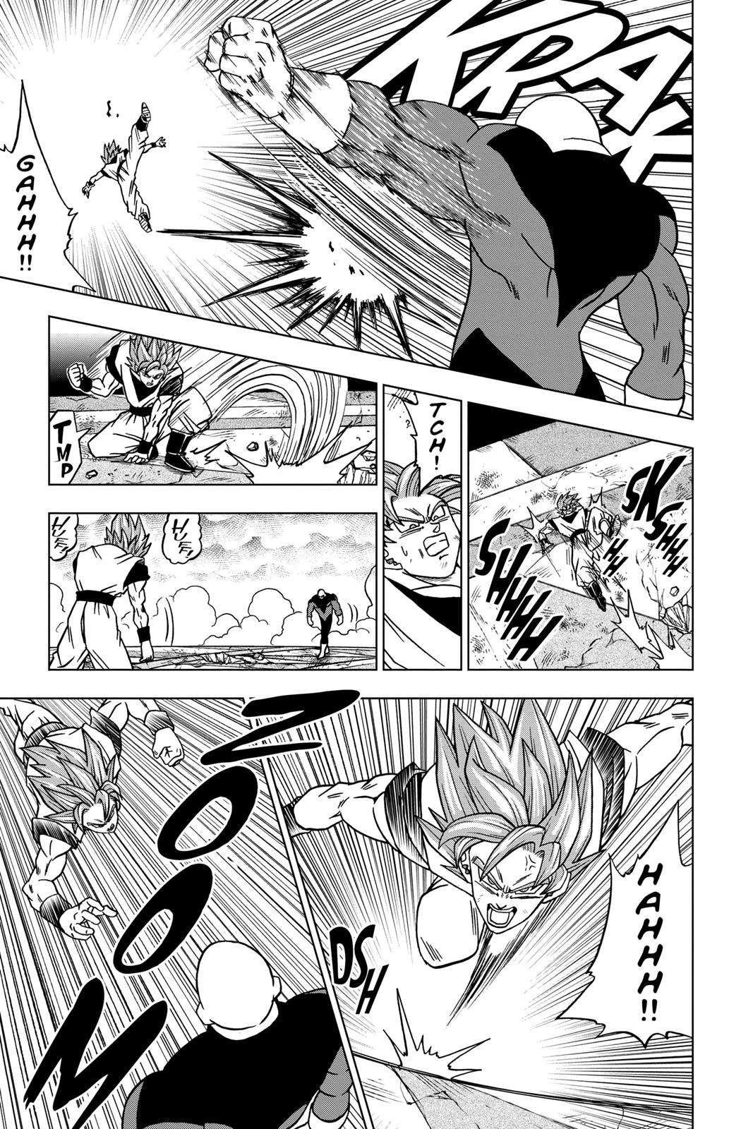 Dragon Ball Super Chapter 35 Page 19