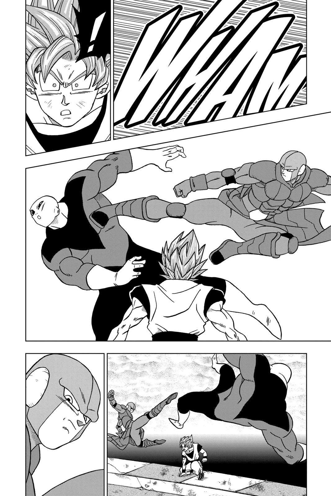 Dragon Ball Super Chapter 35 Page 24