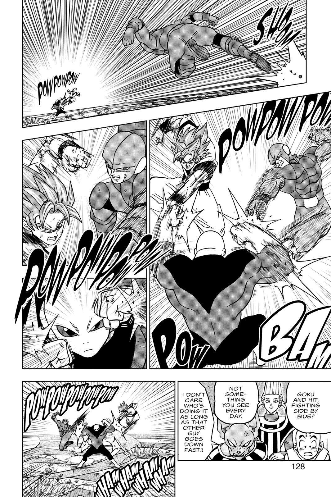 Dragon Ball Super Chapter 35 Page 30