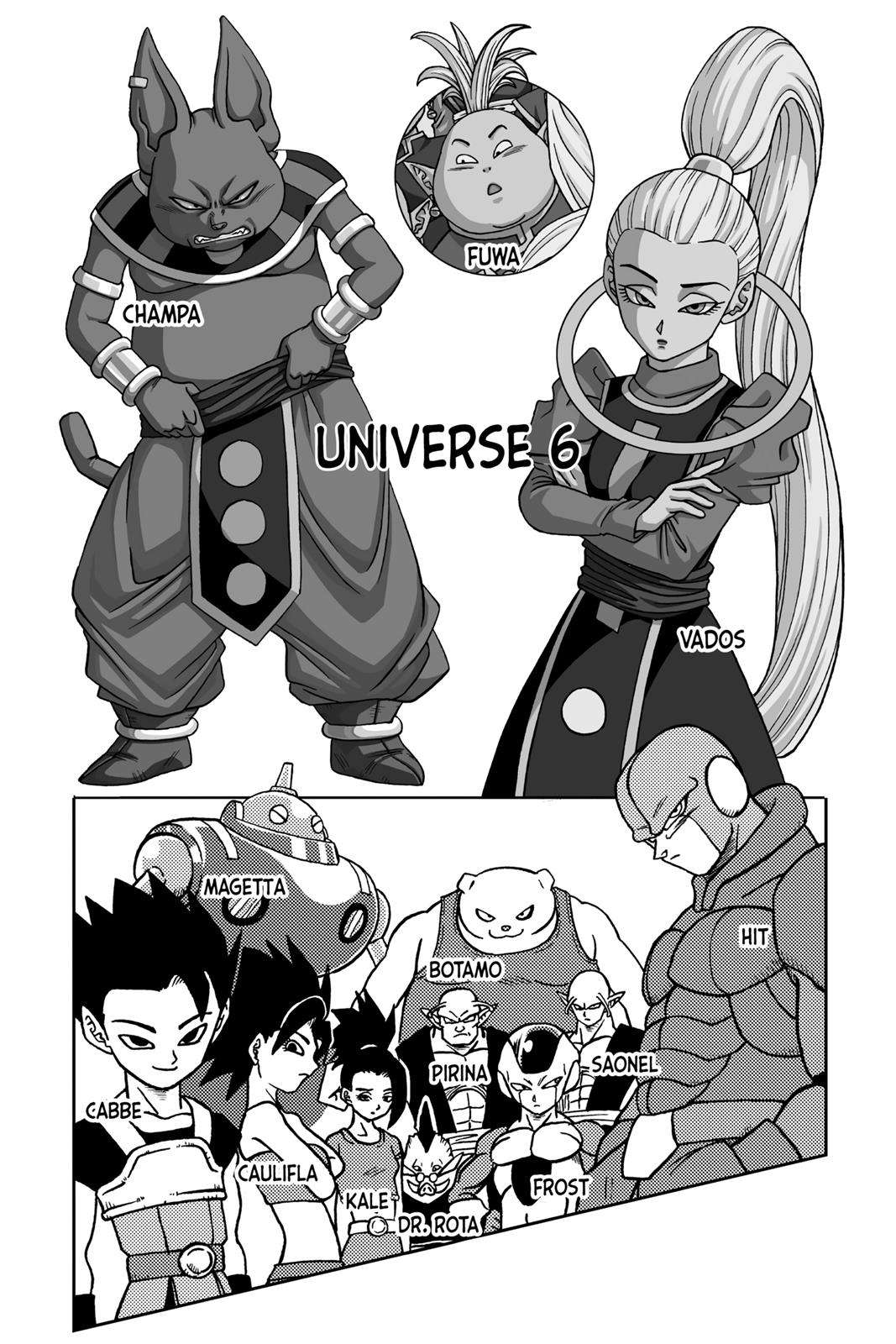 Dragon Ball Super Chapter 35 Page 46