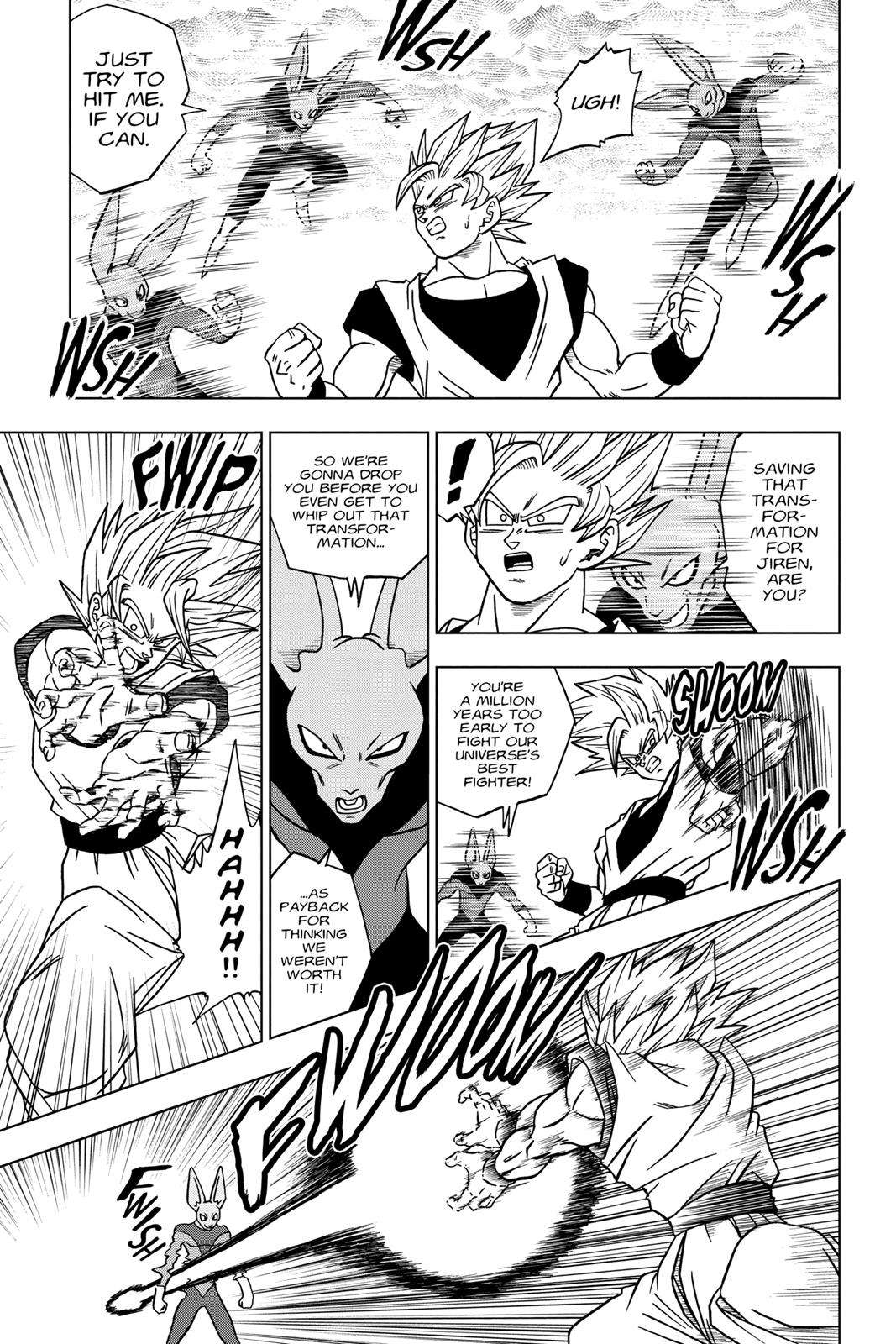 Dragon Ball Super Chapter 35 Page 5