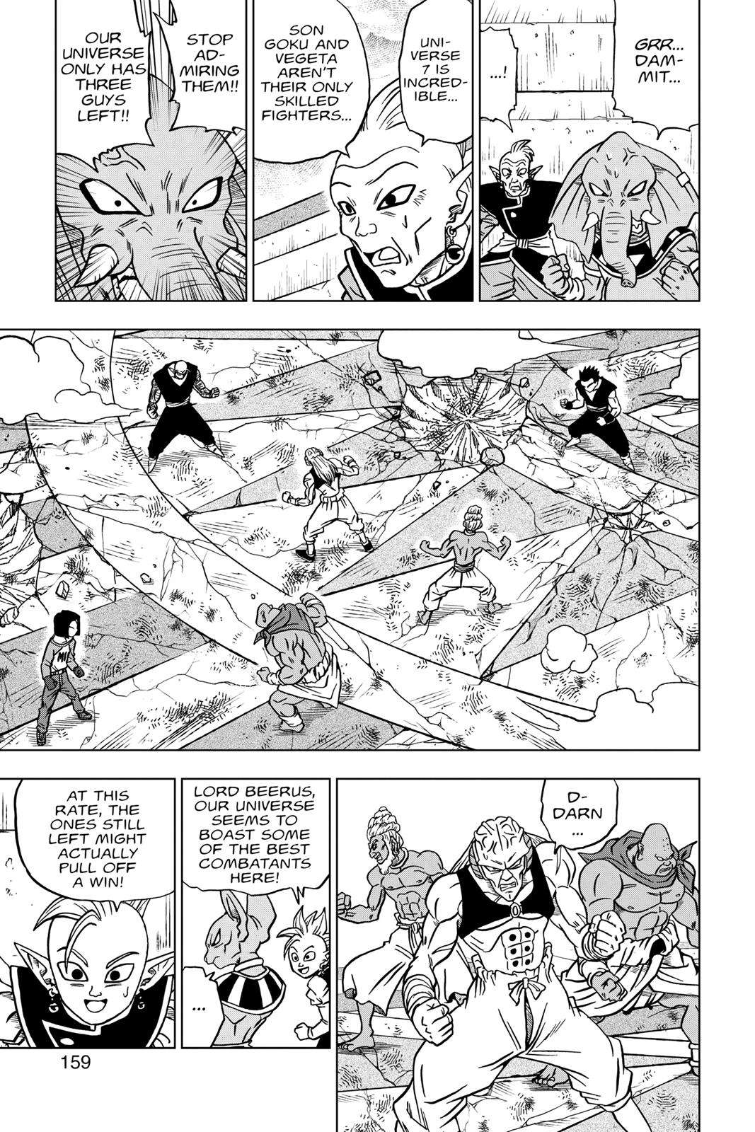 Dragon Ball Super Chapter 36 Page 15