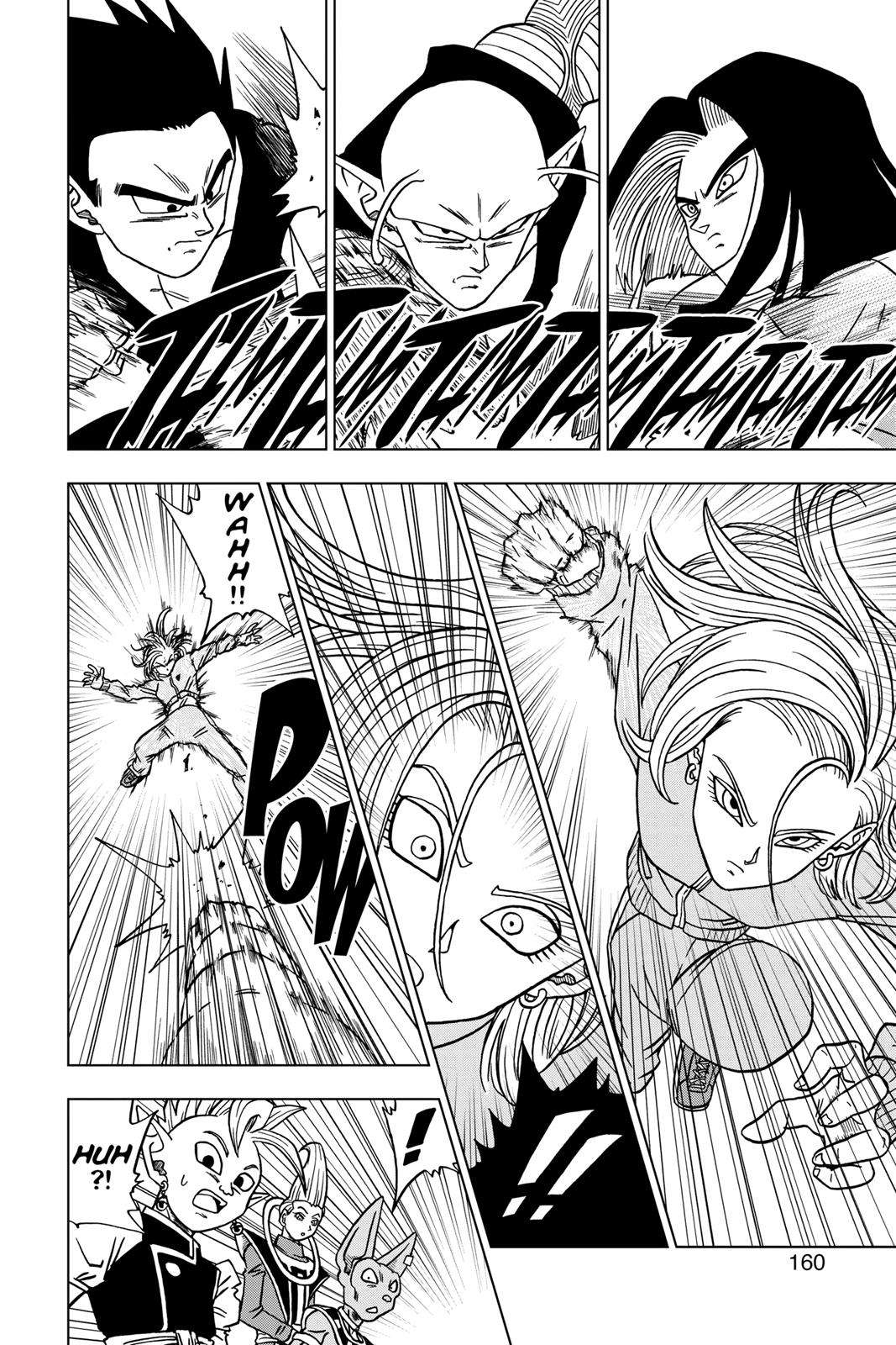 Dragon Ball Super Chapter 36 Page 16