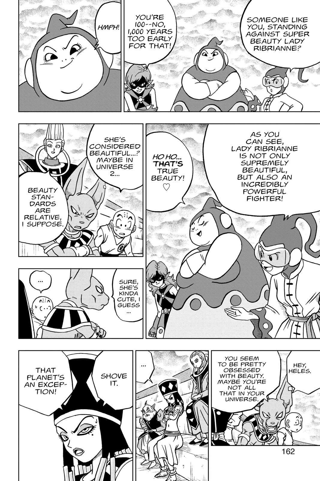 Dragon Ball Super Chapter 36 Page 18