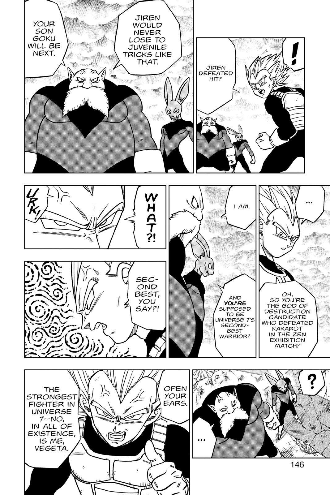 Dragon Ball Super Chapter 36 Page 2