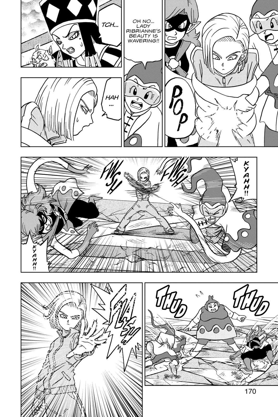 Dragon Ball Super Chapter 36 Page 26