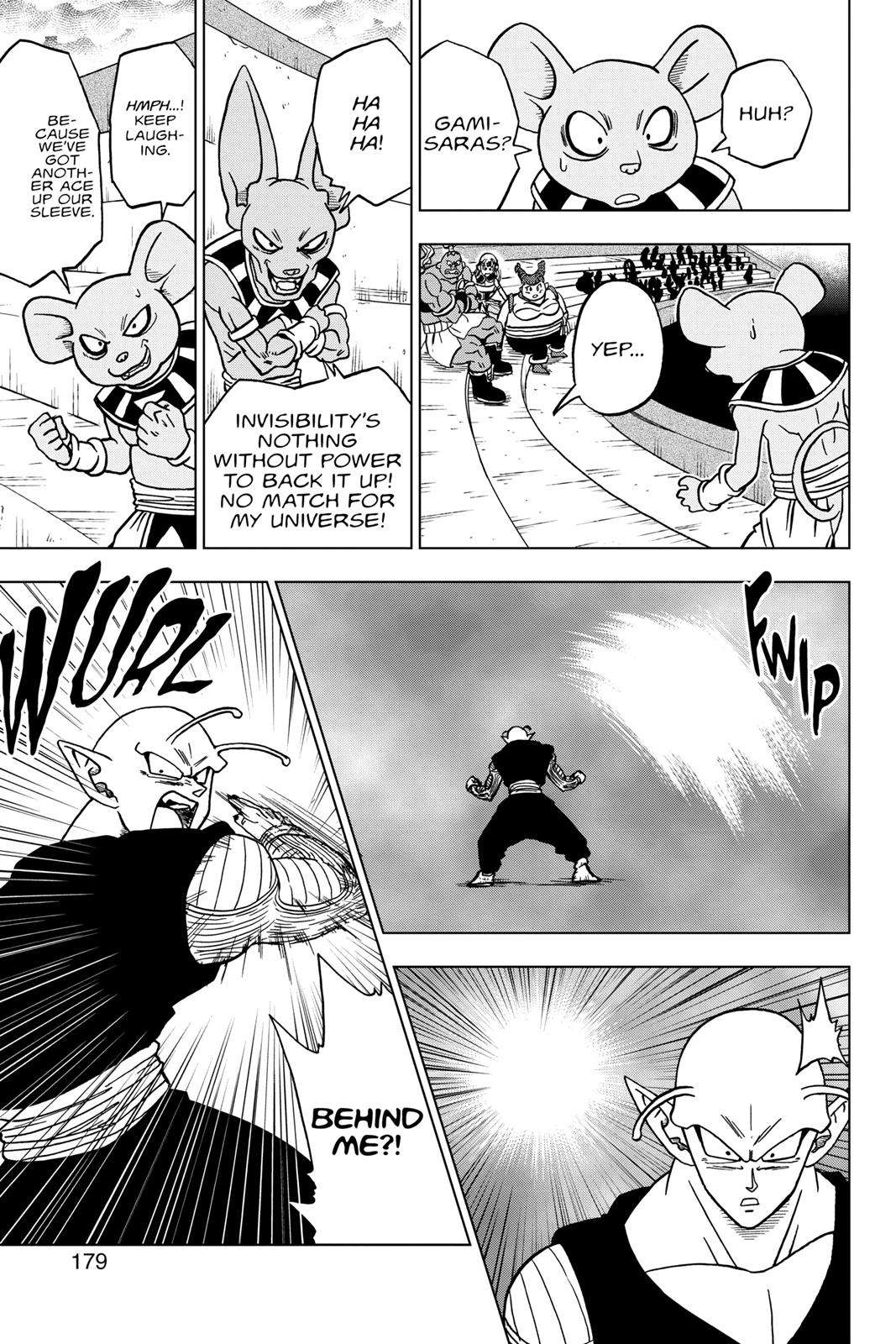 Dragon Ball Super Chapter 36 Page 35