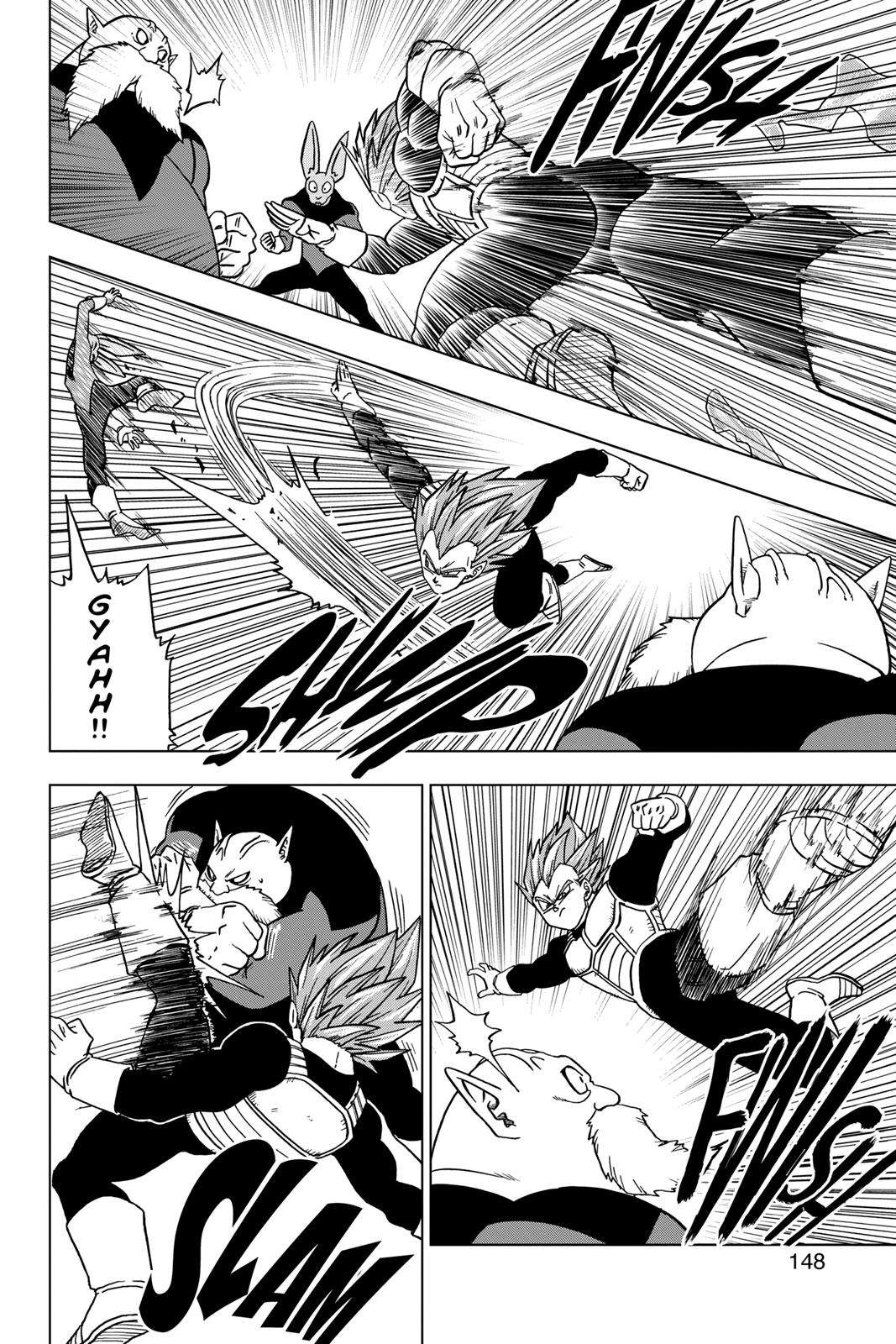 Dragon Ball Super Chapter 36 Page 4