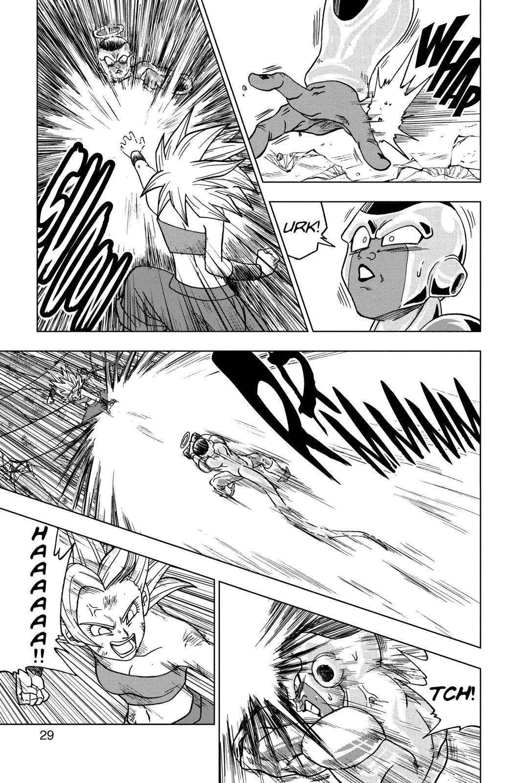 Dragon Ball Super Chapter 37 Page 29