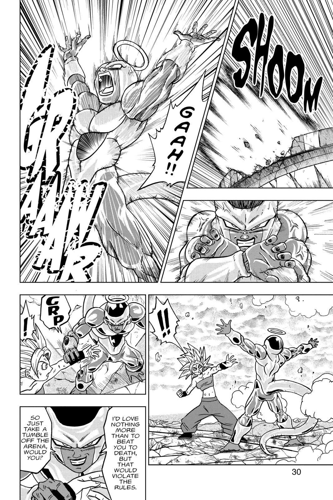 Dragon Ball Super Chapter 37 Page 30