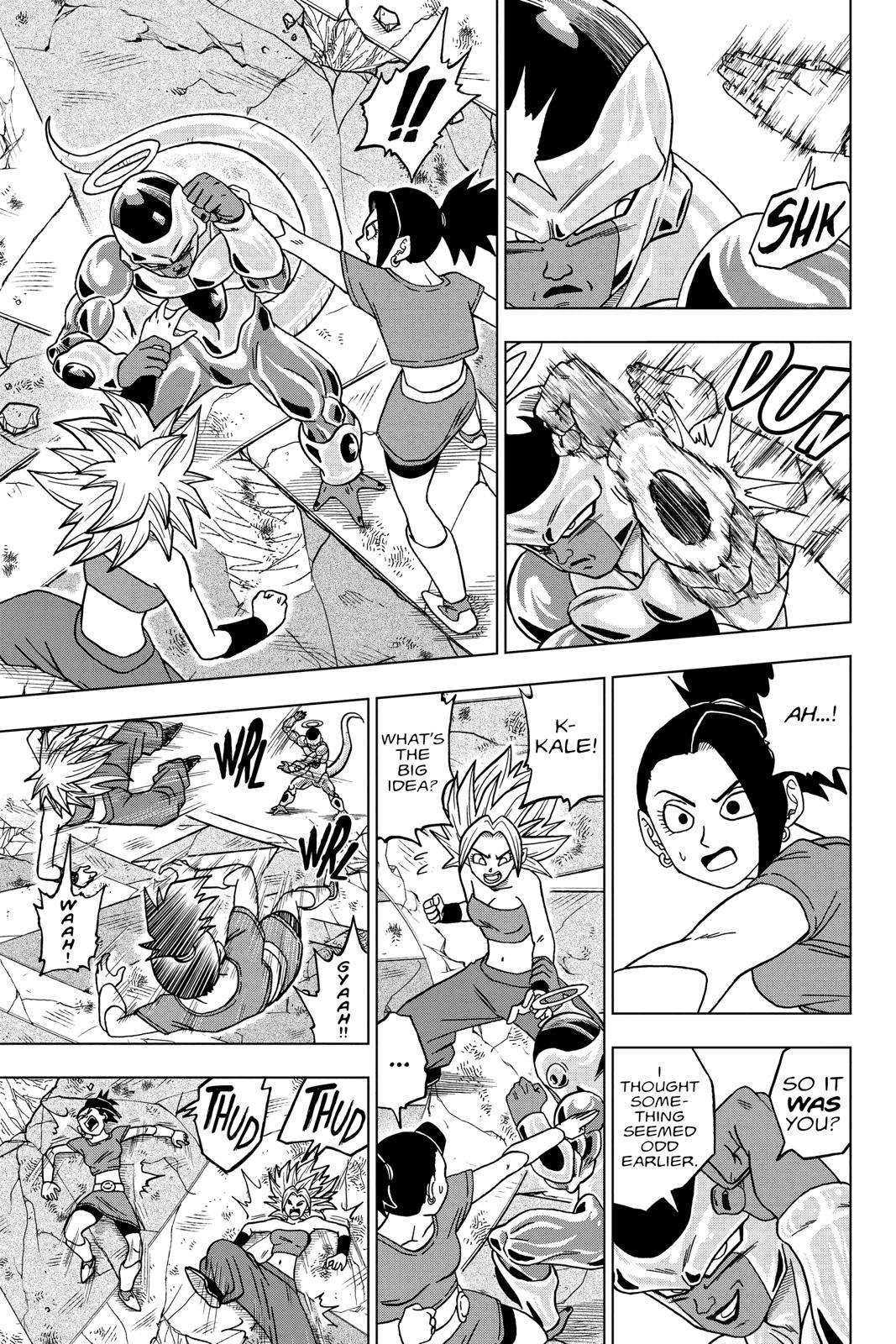 Dragon Ball Super Chapter 37 Page 31