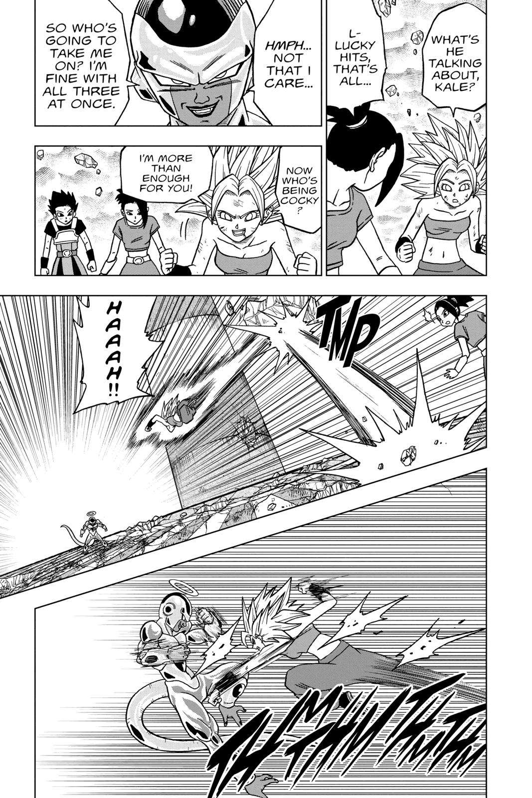 Dragon Ball Super Chapter 37 Page 33