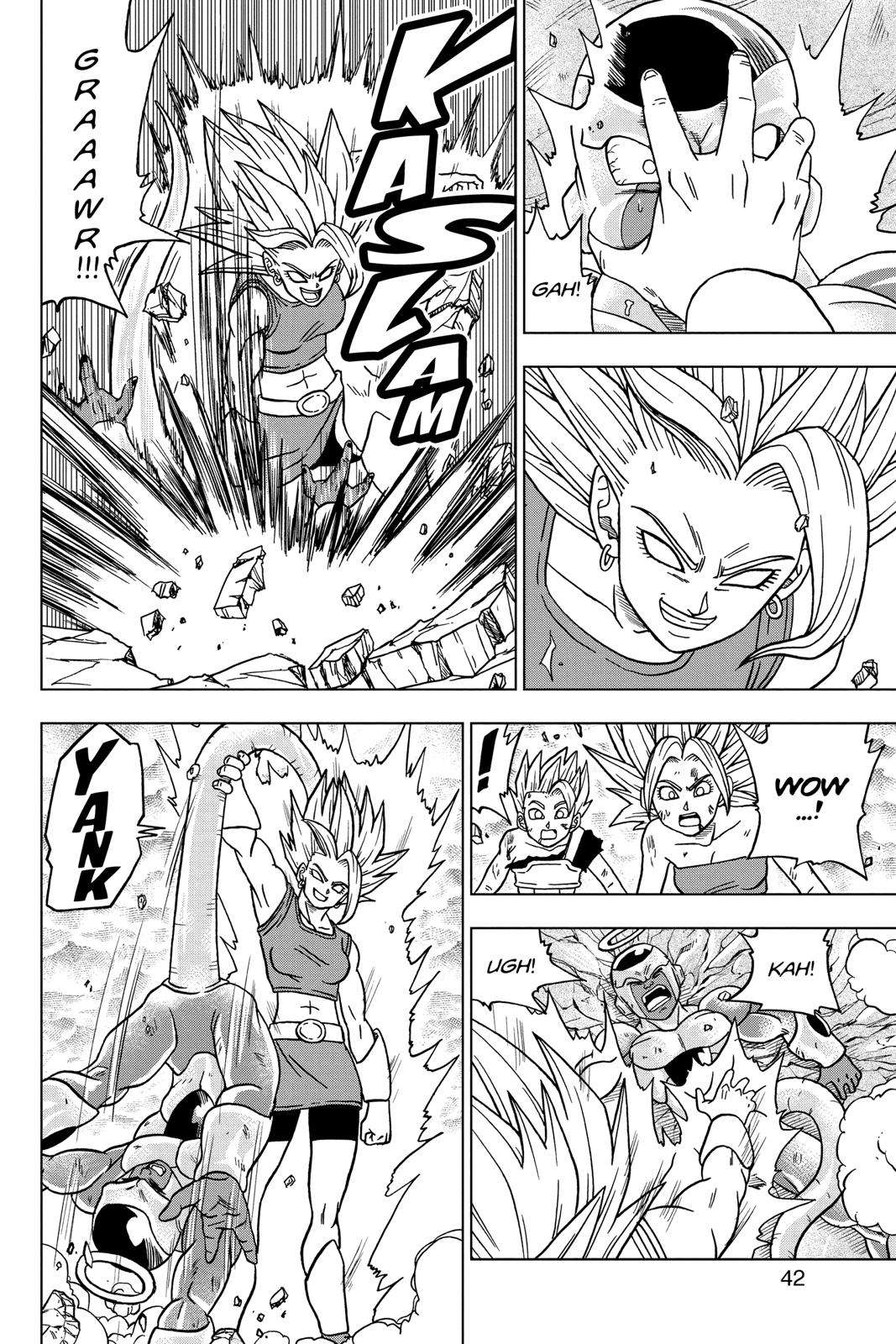 Dragon Ball Super Chapter 37 Page 42
