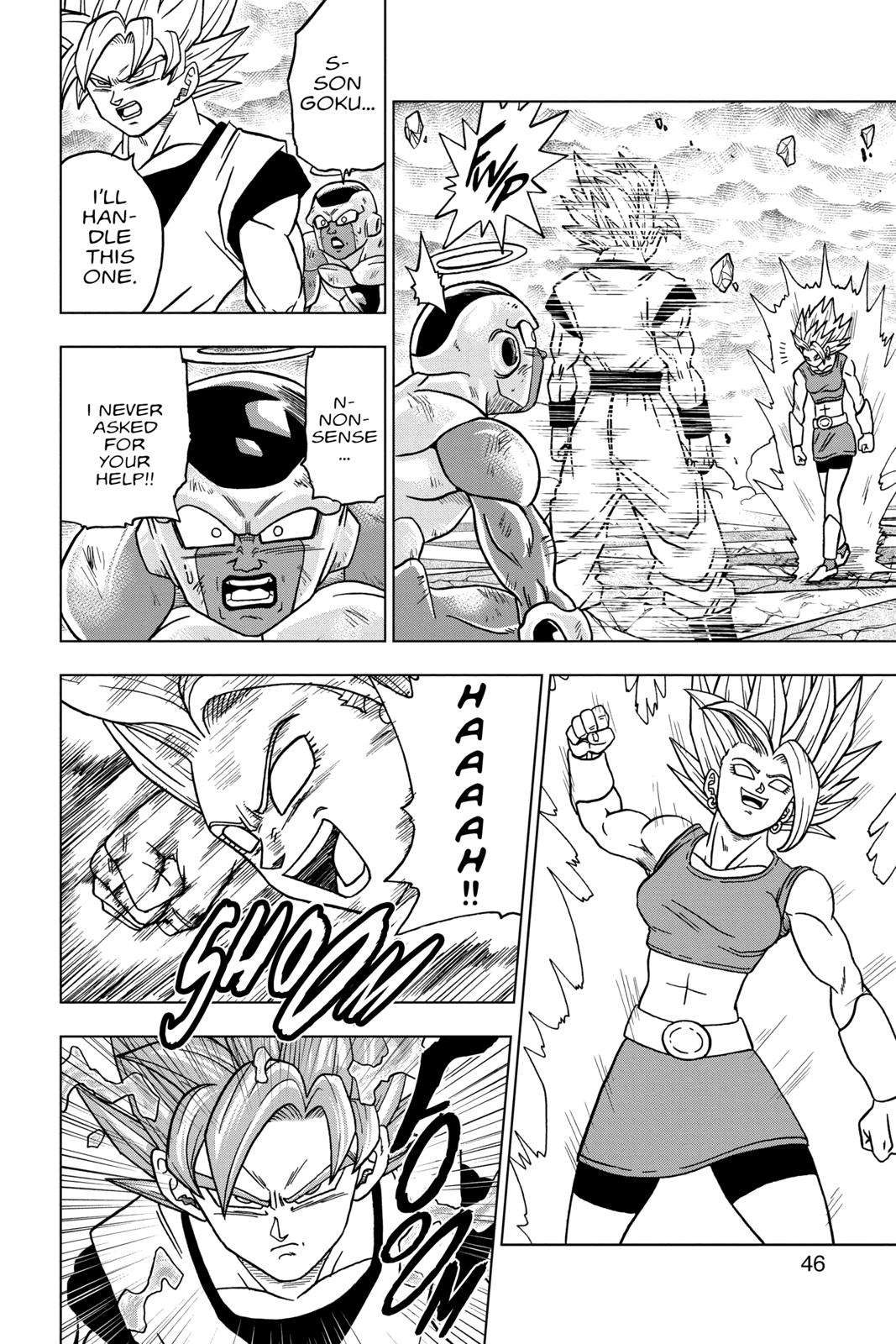 Dragon Ball Super Chapter 37 Page 46