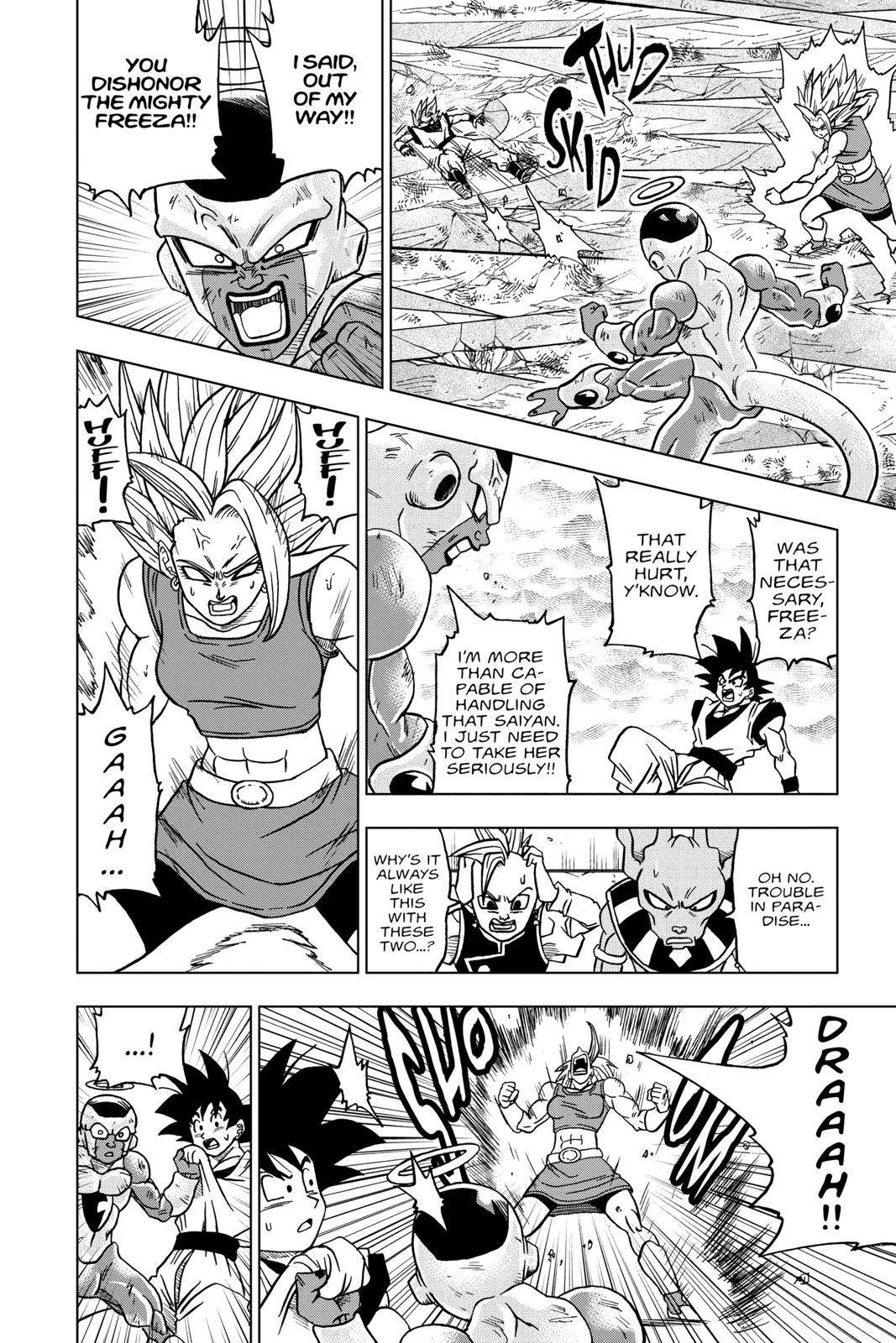 Dragon Ball Super Chapter 37 Page 50
