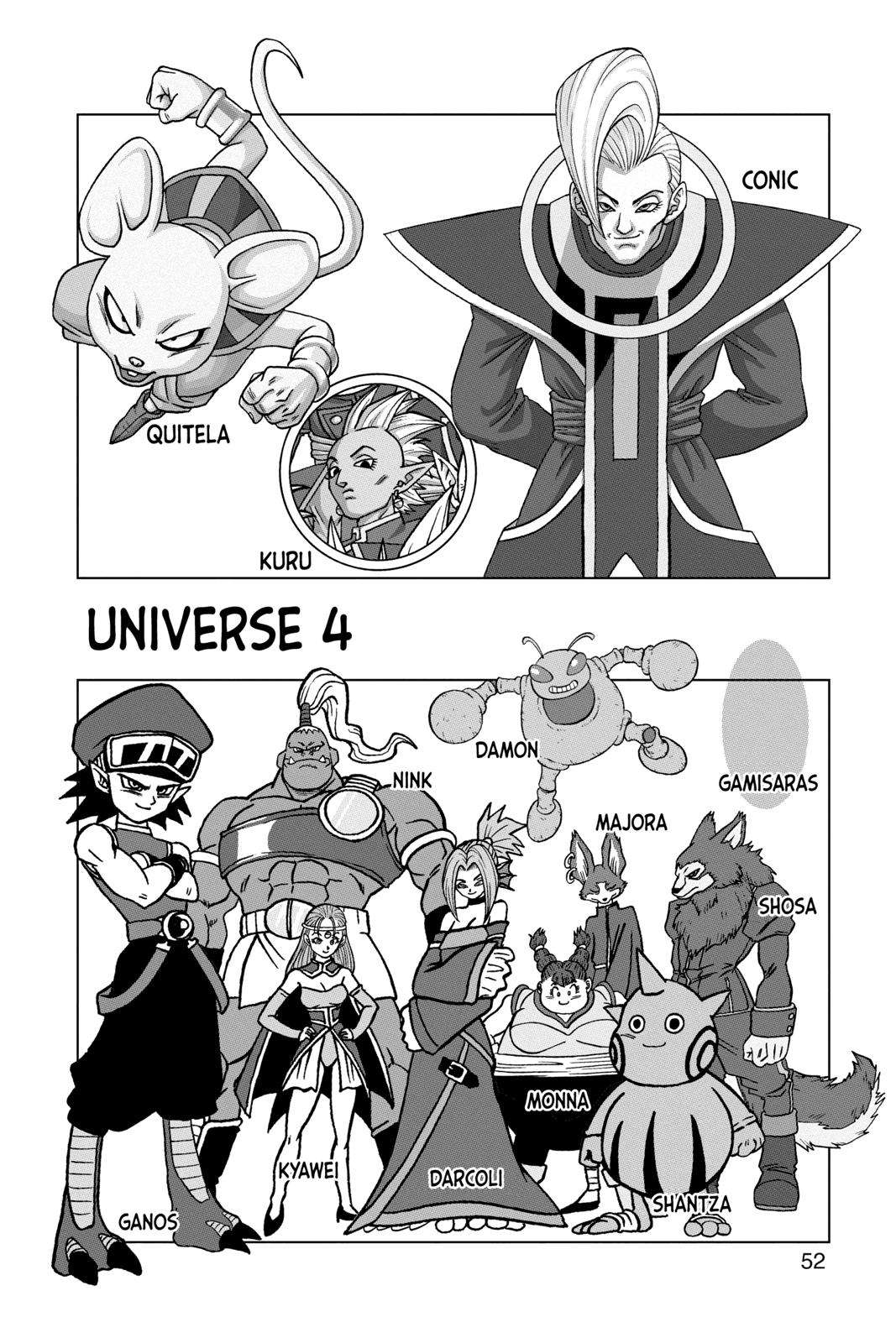 Dragon Ball Super Chapter 37 Page 52
