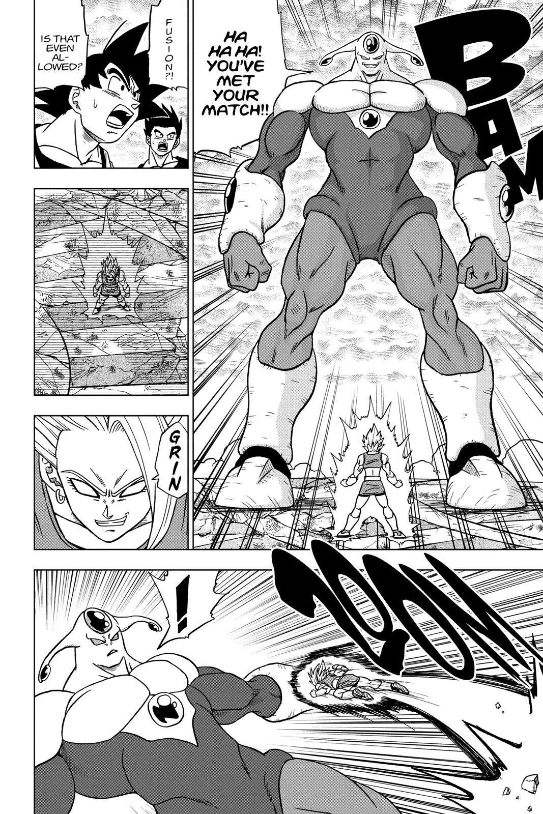 Dragon Ball Super Chapter 38 Page 10