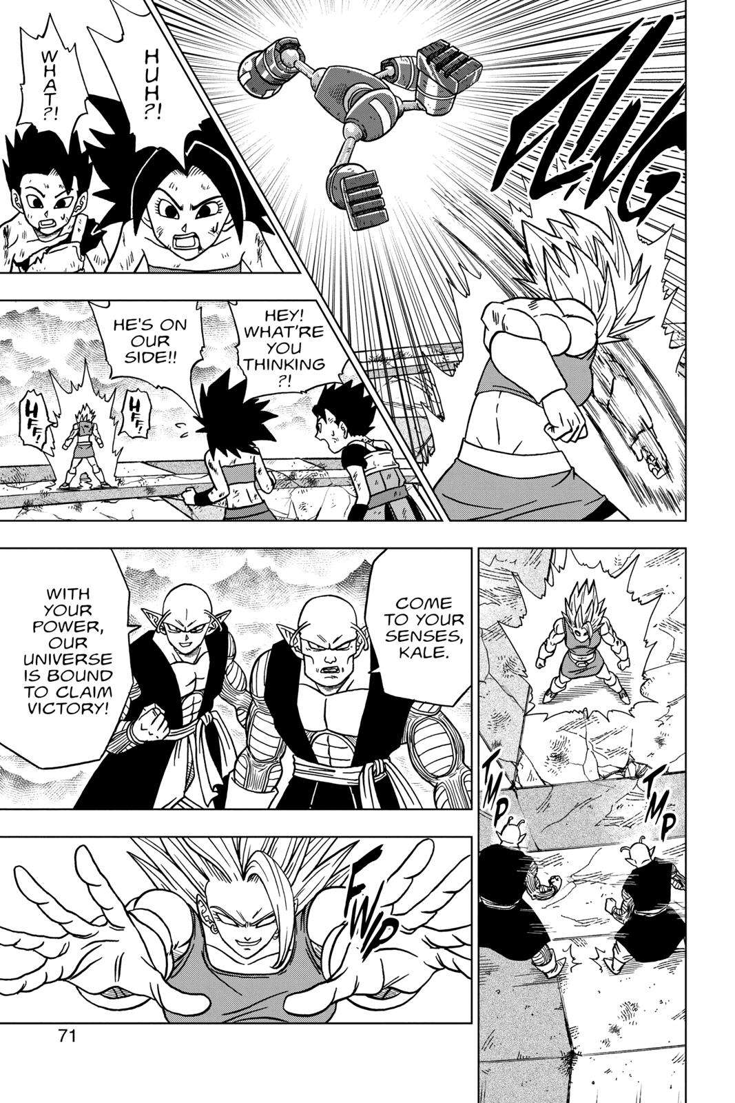 Dragon Ball Super Chapter 38 Page 19