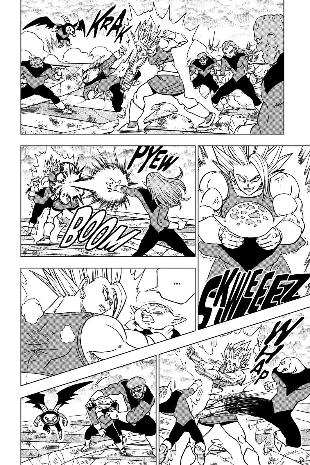 Dragon Ball Super Chapter 38 Page 24