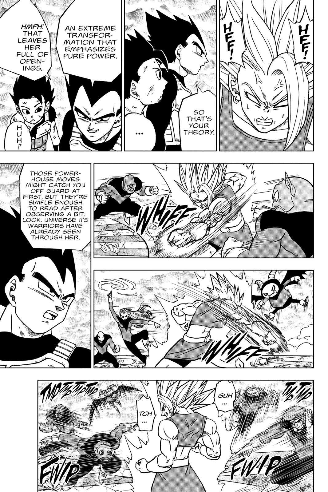 Dragon Ball Super Chapter 38 Page 25