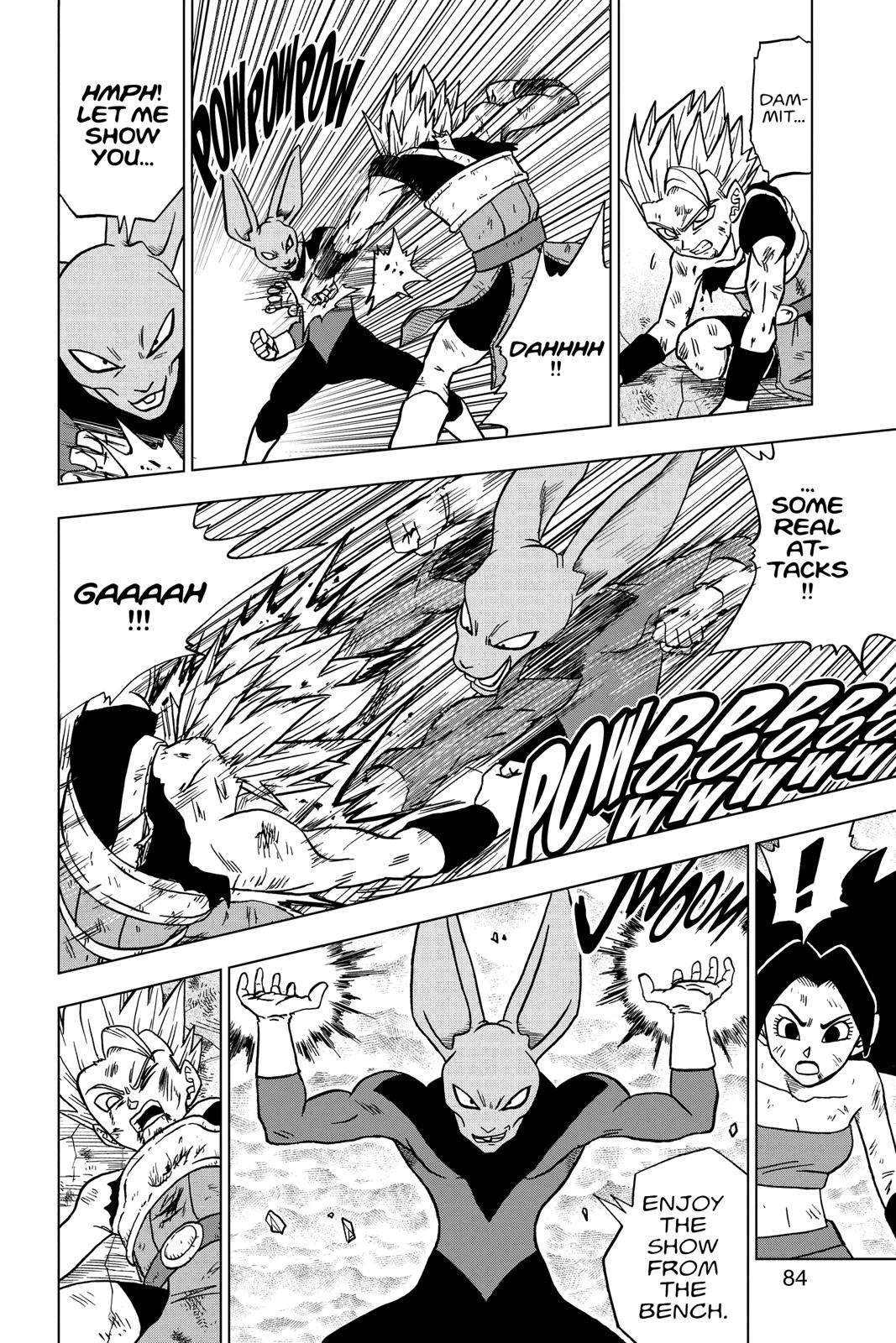 Dragon Ball Super Chapter 38 Page 32